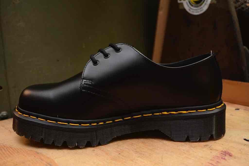 1461 bex 3 eyelet platform shoe downes shoes. Black Bedroom Furniture Sets. Home Design Ideas