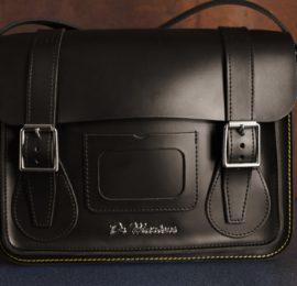 satchel 11 inch black kiev yellow stitch (1024x683)