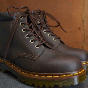 939 Crazy Horse 6 Eyelet Ben Boot