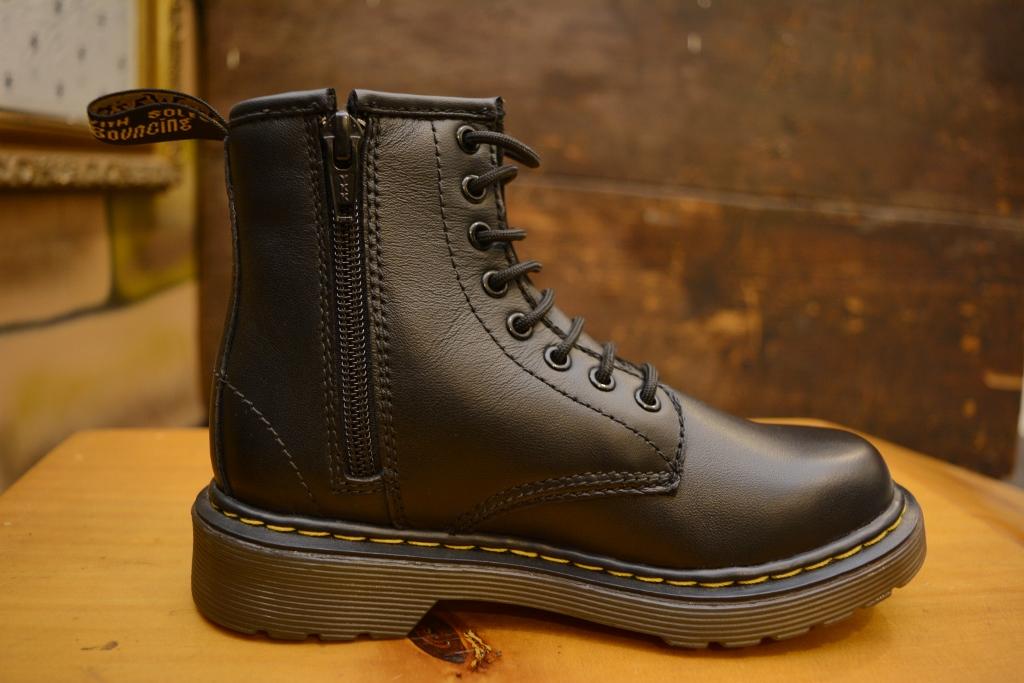 Junior 1460 aka Delaney Black Softy-T Boot