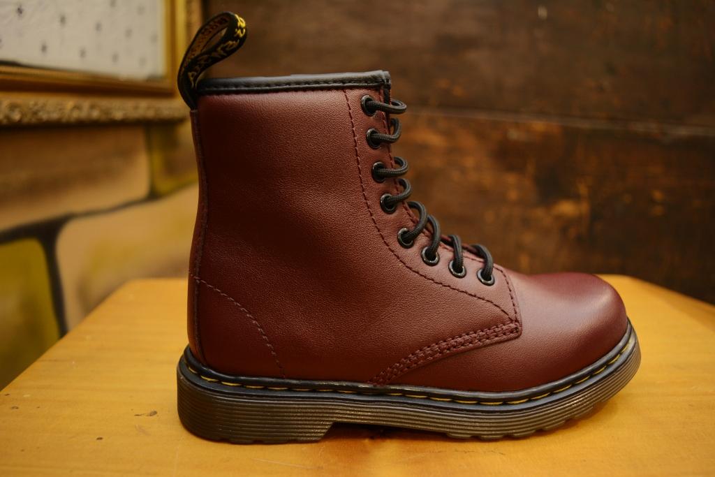 Junior 1460 aka Delaney Cherry Softy-T Boot