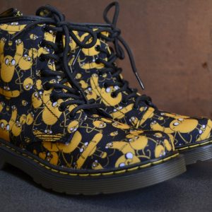 Adventure Time Jake Junior 1460 Boot