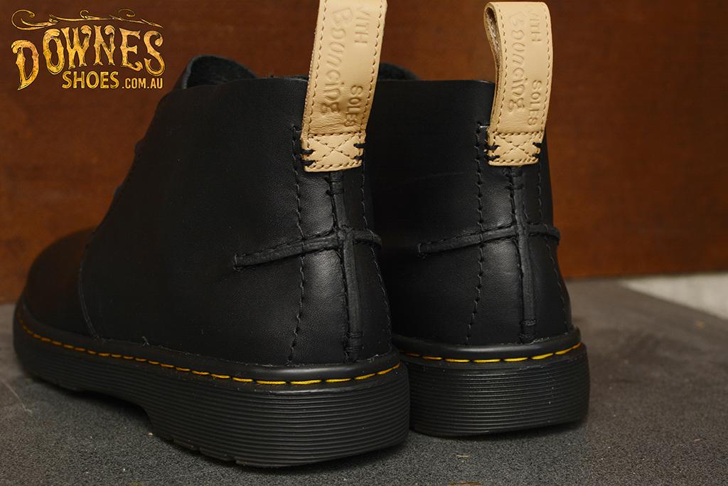 Ember Desert Boot Black Westfield