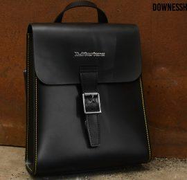 mini backpack black logo web