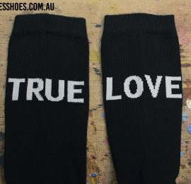 true love sock top logo web